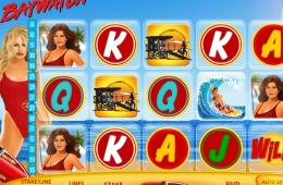 A Baywatch online nyerőgépes játék képe