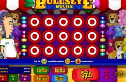 A Bullseye Bucks ingyenes online nyerőgép képe