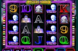 Kép a Casper´s Mystery Mirror ingyenes online nyerőgépes kaszinó játékról