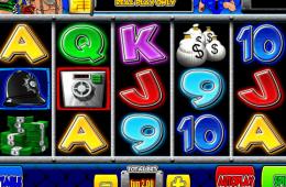 Kép a Cop the Lot ingyenes online nyerőgépes játékról