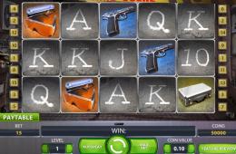 Kép a Crime Scene ingyenes online nyerőgépes kaszinó játékról