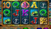 Kép a Deep Sea Treasure ingyenes online nyerőgépről