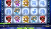 Kép a Disco Spins ingyenes online nyerőgépről