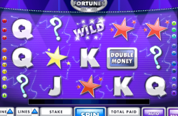 Kép a Family Fortunes nyerőgépről