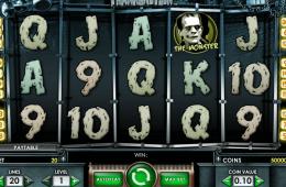 A Frankenstein ingyenes online nyerőgép képe