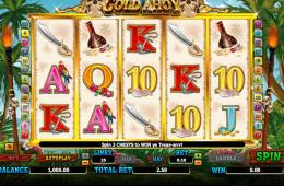 A Gold Ahoy ingyenes online nyerőgép képe