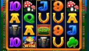 Kép a Luck O´ the Irish ingyenes online nyerőgépes kaszinó játékról