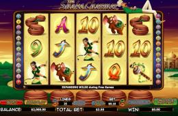 A Snake Charmer ingyenes online nyerőgép képe
