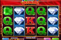Kép a Super Diamond Deluxe nyerőgépes játékról