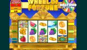A Wheel of Fortune ingyenes online nyerőgép képe
