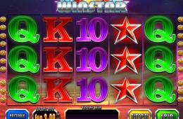 Kép a Winstar online casino nyerőgépről