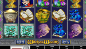 Kép a Witches Wealth ingyenes online nyerőgépes kaszinó játékról