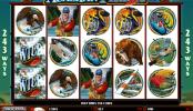 Az Alaskan Fishing nyerőgépes játék képe