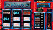 A Black Magic Max Power ingyenes online nyerőgépes játék képe