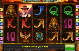 A Book of Ra Deluxe online nyerőgépes kaszinó játék képe