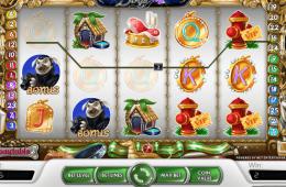A Diamond Dogs nyerőgépes online játék képe