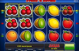 A Fruits n Sevens ingyenes online nyerőgép képe