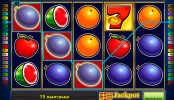 Kép a Golden Sevens nyerőgépes játékról