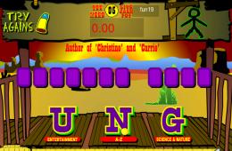 A Hangman ingyenes online nyerőgépes játék képe