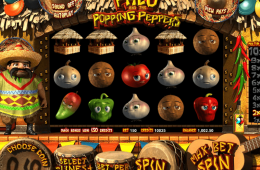A Paco and the Popping Peppers ingyenes online nyerőgép képe
