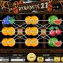 A Dynamite 27 ingyenes online nyerőgépes játék képe