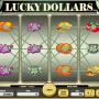 Kép a Lucky Dollars nyerőgépes játékról