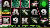Kép a The Incredible Hulk ingyenes online nyerőgépről