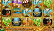 Az Aladdin's Legacy online nyerőgépes casinó játék képe
