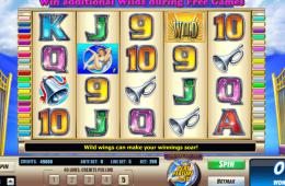 Kép az Angel´s Touch nyerőgépes játékról