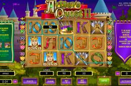 Az Arthur's Quest II ingyenes online nyerőgép kép