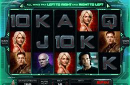 A Battlestar Galactica ingyenes nyerőgépes játék képe