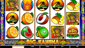 A Big Kahuna ingyenes nyerőgépes játék képe