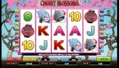 A Cherry Blossoms ingyenes online nyerőgépes játék képe