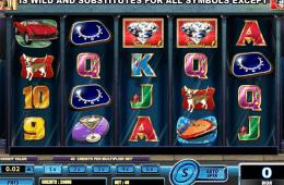 Kép a Diamond Tower ingyenes online nyerőgépes casino játékról