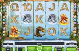 Kép a Dragon Island ingyenes online nyerőgépről