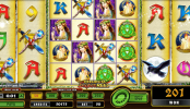 A Druidess Gold nyerőgépes casino játék képe