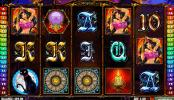 Kép a Fortune Teller ingyenes online nyerőgépes játékról
