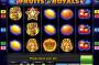 A Fruits 'n' Royals ingyenes nyerőgép képe