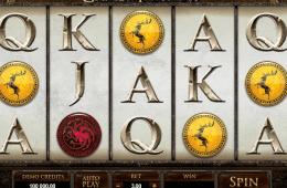 A Game of Thrones ingyenes online nyerőgép kép