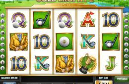 Kép a Gold Trophy 2 ingyenes online nyerőgépről