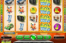 A Groovy Sixties online nyerőgépes casino játék képe