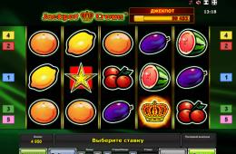 Kép a Jackpot Crown ingyenes online nyerőgépről