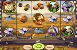 A Jungle Games ingyenes online nyerőgép képe