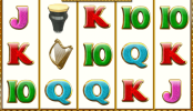A Leprechaun's Luck nyerőgépes casino játék képe