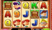 A Magic Building ingyenes online nyerőgépes casino játék képe