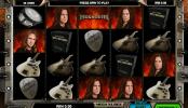 Kép a Megadeth ingyenes online nyerőgépes kaszinó játékról