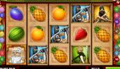 A Ninja Fruits nyerőgépes játék képe