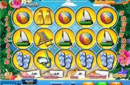 Kép a Paradise Beach ingyenes online nyerőgépes casino játékról