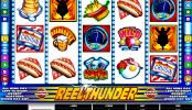 Kép a Reel Thunder ingyenes online nyerőgépről