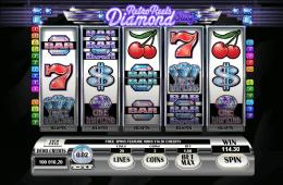 Kép a Retro Eeels Diamond Glitz ingyenes online nyerőgépről